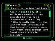 Report on unidentified body (dc2 danskyl7) (1)