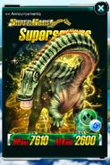 Super Rare Supersaurus