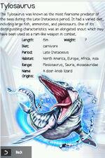 Album Super Rare Tylosaurus