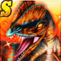 Super Rare Dilophosaurus Icon