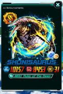 SS Rare Shonisaurus