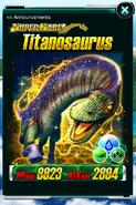Super Rare Titanosaurus
