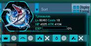 Tylosaurus Info Icon