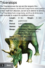 Album DNA Triceratops