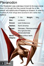 Album Starting Boost Pteranodon