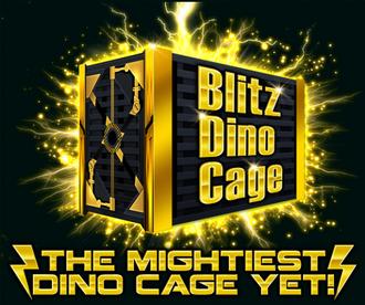Blitz Dino Cage
