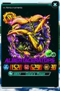 SS Rare Albertaceratops