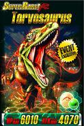 Super Rare Event Exclusive Torvosaurus