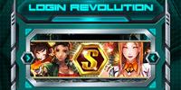 Login Revolution