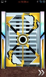 Platinum Dino Cage