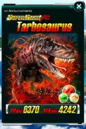Super Rare Tarbosaurus