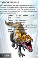 Album Rare Event Exclusive Tyrannosaurus