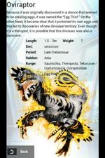 Super Rare Event Exclusive Oviraptor Album