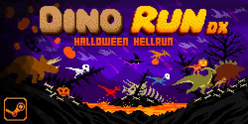 Dino Run DX-Halloween Hellrun