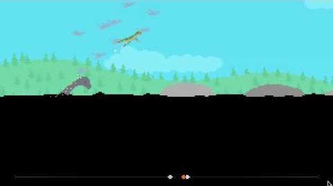 Dino Run—Ptero Storm—Multiplayer