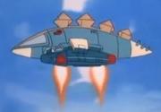 Stegos ship