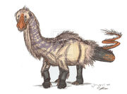 Apatosaurus louisae seguido by emperordinobot-d5t4ize-1-