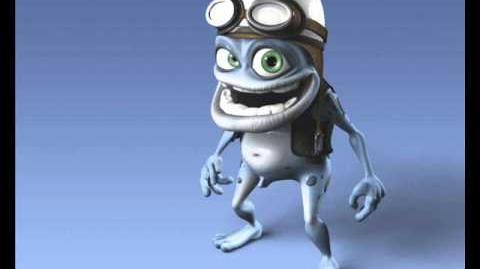 Crazy Frog - Cotton Eye Joe