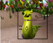 Bobble head slug
