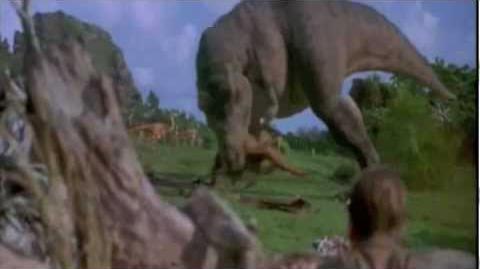 T-Rex Vs Spinosaurus - Part 2
