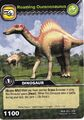 Ouranosaurus-Roaming TCG Card (German)