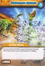 Stalemate Splash TCG Card