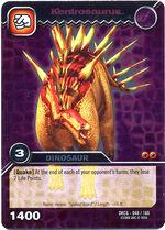 Kentrosaurus TCG card
