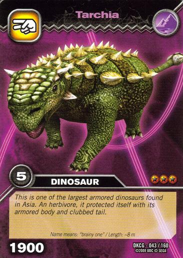 Tarchia   Dinosaur King   FANDOM powered by Wikia  Tarchia   Dinos...