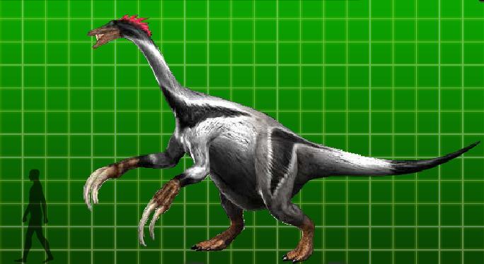 Therizinosaurus Dinosaur King