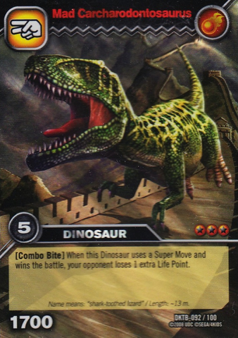 File:Carcharodontosaurus-Mad TCG Card 2-Collosal.png