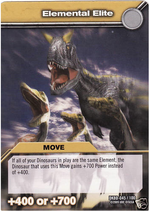 Elemental Elite TCG Card