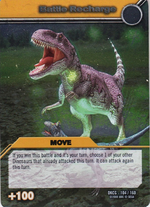Battle Recharge TCG Card 1-Silver