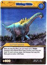 Rising Tide TCG Card 1-Silver