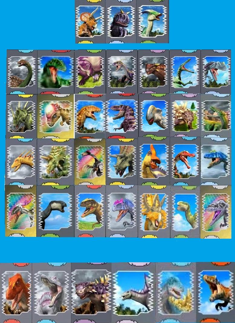Image - CARTAS 2.jpg | Dinosaur King | FANDOM powered by Wikia