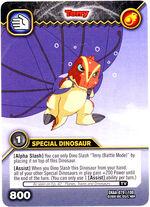 Tyrannosaurus - Terry TCG Card 3-DKAA