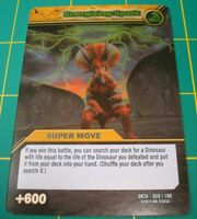 Energizing Sparks TCG Card 1-Silver (French)