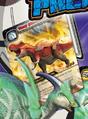 Tyrannosaurus - Terry DinoTector TCG Card 5-PP1-Colossal (French)