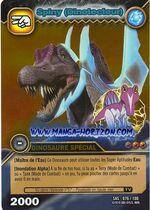 Wa1SpinySpinosaurus - Spiny DinoTector Armor