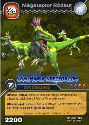 File:Megaraptor-Prowling TCG Card 1-Gold (French).jpg
