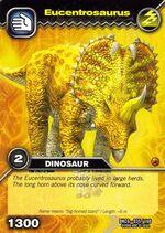 Eucentrosaurus TCG Card