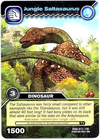 File:Saltasaurus-Jungle TCG Card.jpg