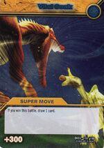 Vital Soak TCG Card 1-Silver