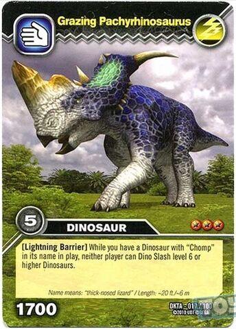 File:Pachyrhinosaurus-(Pasture-Grazing) TCG Card (French).jpg