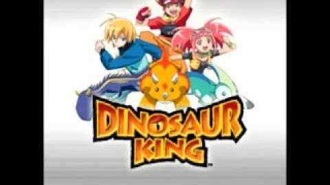 Kyouryuu King CD Track 9 Kyouyuu Muscle
