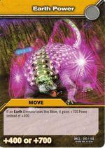 Earth Power TCG Card