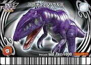 Szechaunosaurus card