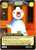 Parasaurolophus - Paris TCG Card 2-DKAA