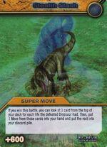 Stealthy Slash TCG Card 1-Silver (French)