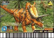 Pentaceratops card