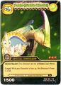 Parasaurolophus - Paris Battle Mode TCG Card 2-DKAA-Gold